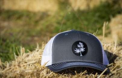 Lane Creek Hemp Co Mycelium Trucker Hat