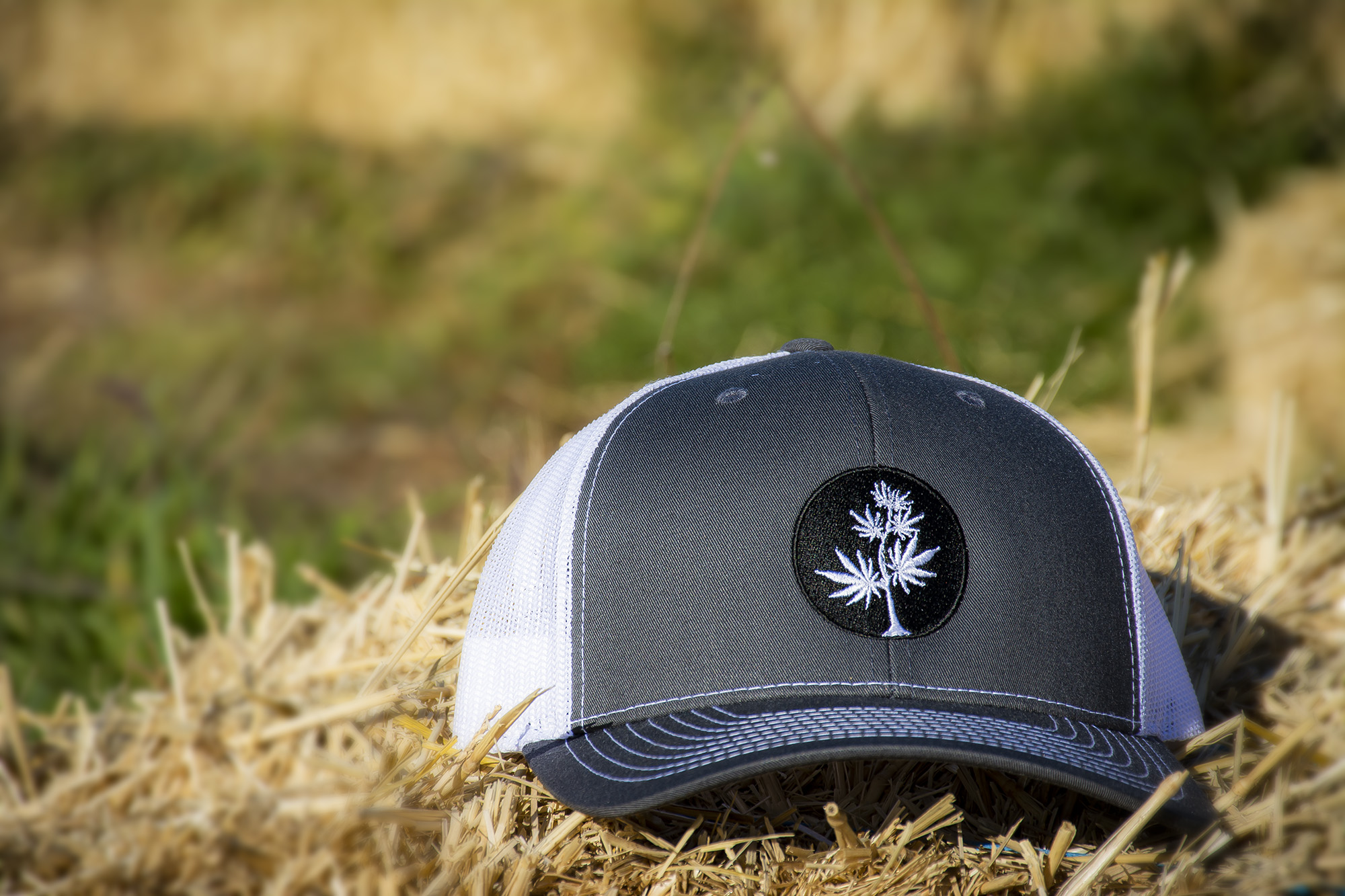 Lane Creek Hemp Co Mycelium Trucker Hat