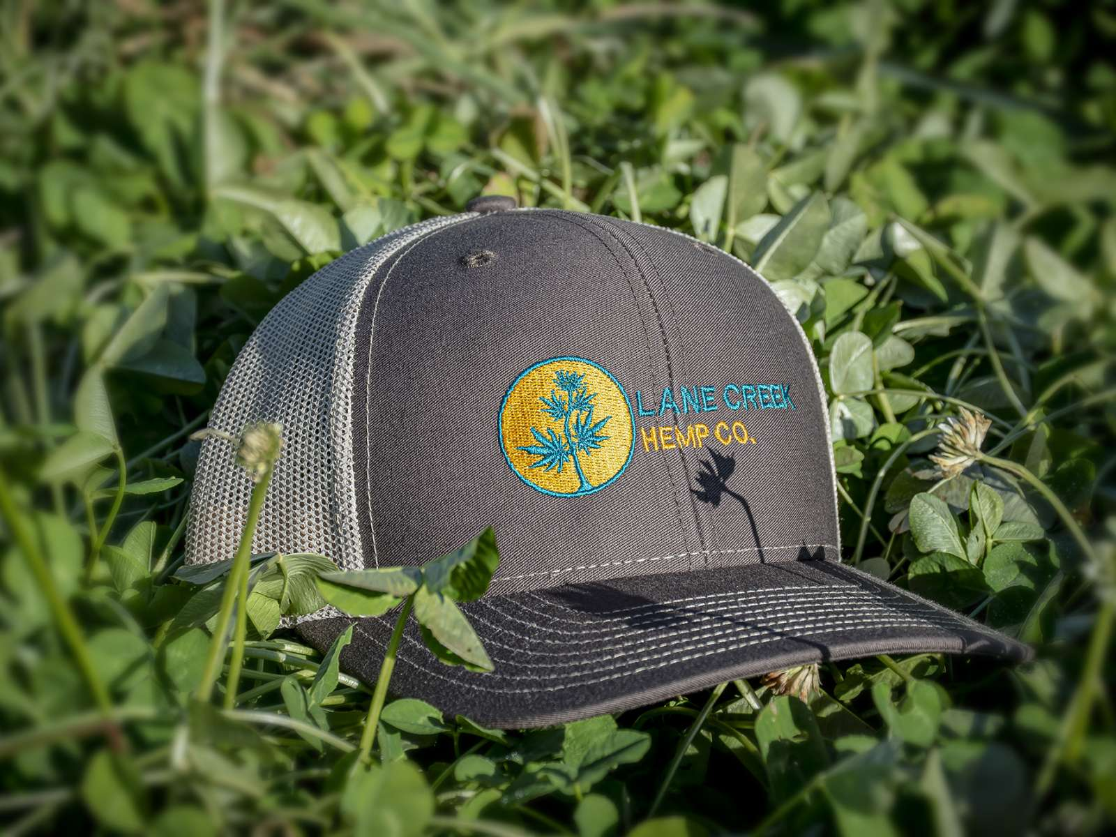 Lane Creek Hemp Co Mulch Trucker Hat