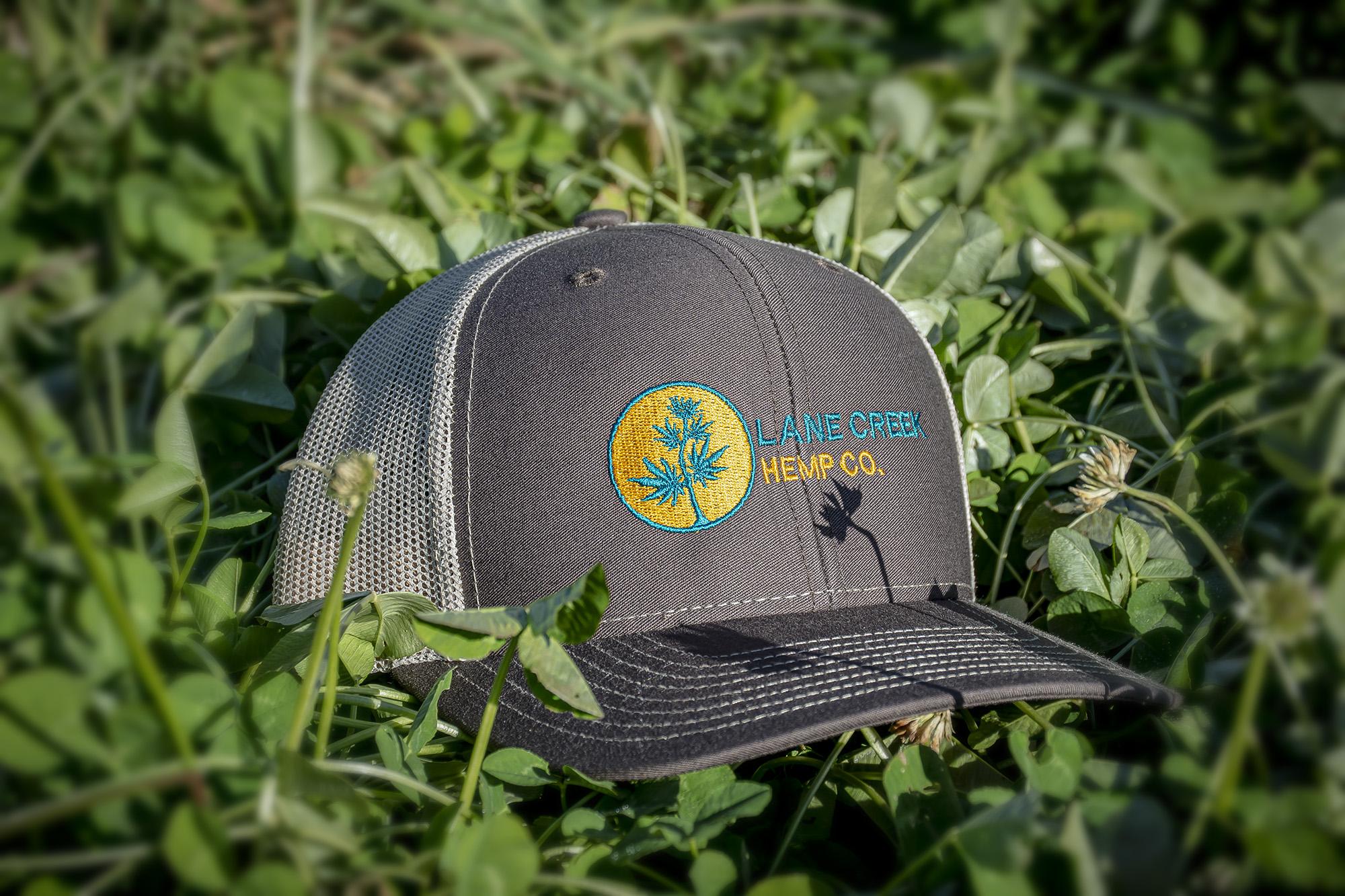 Lane Creek Hemp Co Mulch Trucker Hat